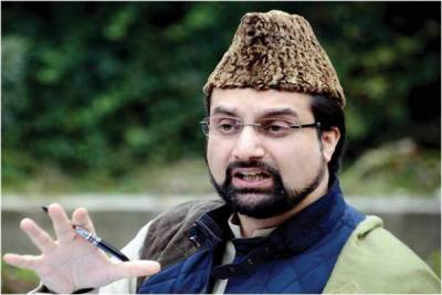 Mirwaiz condemns fresh wave of mass frisking by Indian forces in IOK