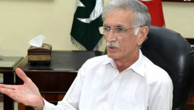 Pervaiz Khattak tenders unconditional apology for using foul language