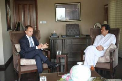 Britain must return Pakistan's looted money, PM elect Imran Khan tells British HC