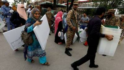 Election Results in two NA constituencies to be declared as void: Report