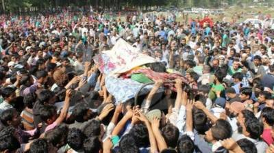 Indian troops martyr two more youth in occupied Kashmir