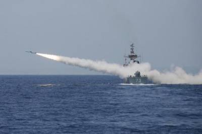 Iran holds massive naval war games in the Gulf region