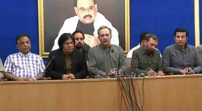 MQM Pakistan delegation meets Imran Khan in Banigala today