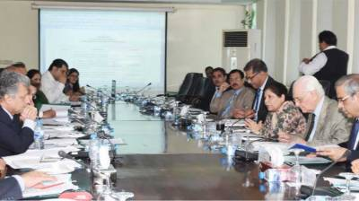 NEC reiterates Pakistan's commitment to curb menace of terror financing, money laundering