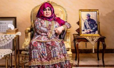 Osama Bin Laden's mother breaks silence for the first time ever