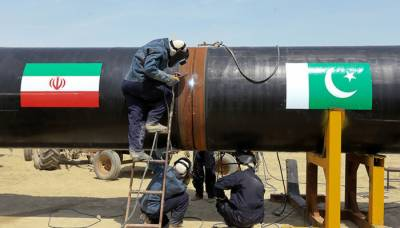 Pakistan Iran to start IP gas pipeline dialogue under incoming PTI government