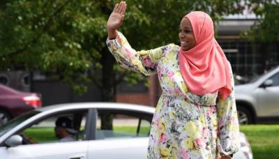 The race for the first Muslim woman in the US Congress