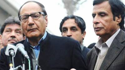 Chaudhry Shujaat Hussain's new political move