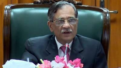 After Liaquat Ali Khan, corruption has ruled Pakistan: CJP