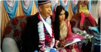 An interesting story of Pakistani girl marrying Chinese boy