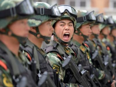 For the first time ever, Chinese Army may enter into a military operation on foreign soil