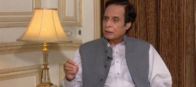 Imran Khan will announce Punjab CM: Ch Pervaiz Elahi