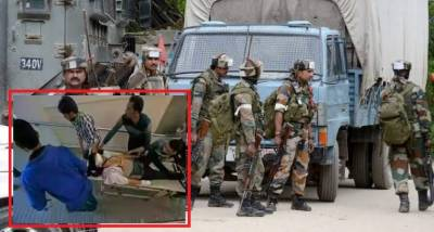 Indian troops martyr 5 Kashmiri youth in Shopian