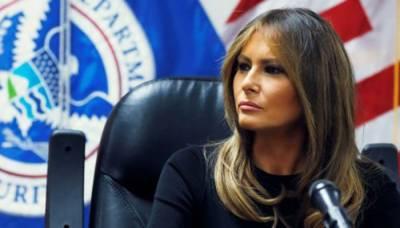 Melania Trump praises LeBron James after Trump insults him