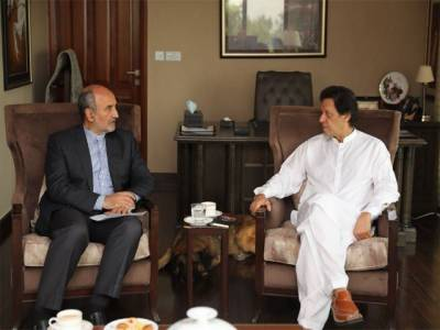 PM elect Imran Khan makes an offer to Iranian Ambassador