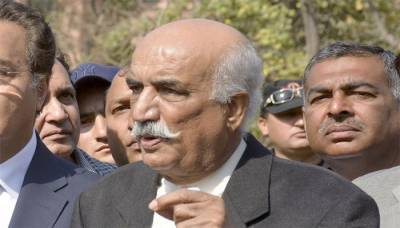 PPP fields Khursheed Shah as candidate for NA Speaker