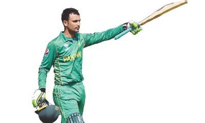 Record breaking Fakhar Zaman wants to win more for Pakistan