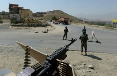 Suicide attack on NATO troops in Afghanistan, responsibility claimed