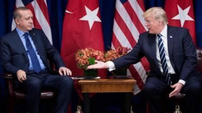 Turkey dismisses US sanctions over detained pastor, vows dialogue