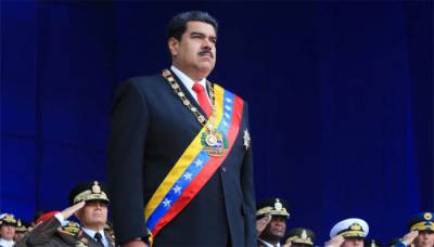 Venezuelan President Nicolas Maduro escapes assassination attempt made through drone strike