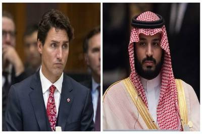 Canada defiant after Saudi Arabia aggressive stance