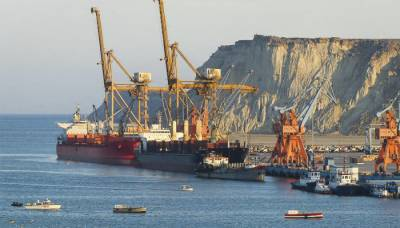 CPEC: Gwadar Port starts the exports to China and other countries