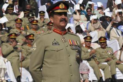 Federal government did not issue NOC to General (R) Raheel Sharif