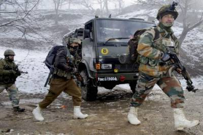 Four Indian Army officials including an officer killed in Occupied Kashmir along LoC