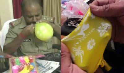 Indian Police seize Pakistani spy balloons, intelligence agencies investigating the case