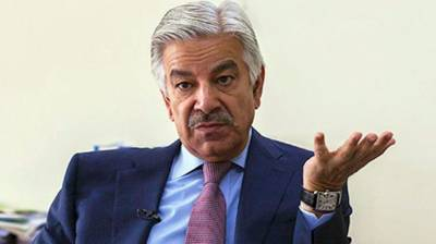 LHC restrains ECP from issuing Khawaja Asif's victory notification