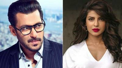 Priyanka Chopra ditches Salman Khan
