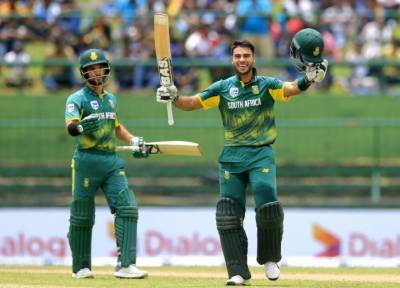 South Africa beat Srilanka in third ODI to clinch series