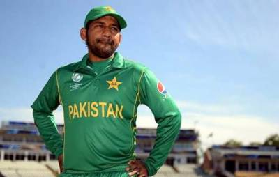 Will only think of politics as career in the future, says Sarfraz