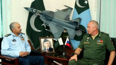 Air Chief, Russian Dy Defence Minister discuss regional security