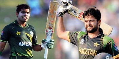 Akmal, Shehzad excluded from Pakistan's World Cup 2019 training plan