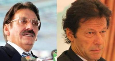 Former CJP Iftikhar Chaudhry opens a new pendora box against PM designate Imran Khan