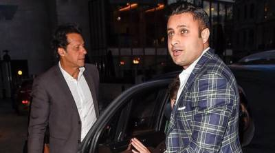 Imran Khan's friend Zulfi Bukhari in hot waters