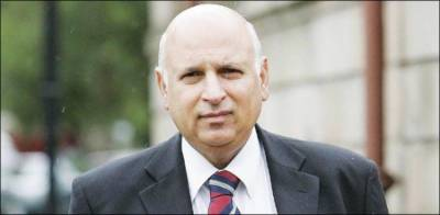 Is Senator Chaudhry Sarwar becoming Governor Punjab again?