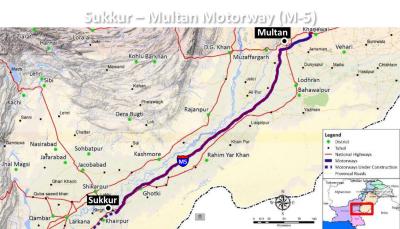 Massive corruption of Rs 137 billion alleged in Mutan Sukkhur Motorway project: Report