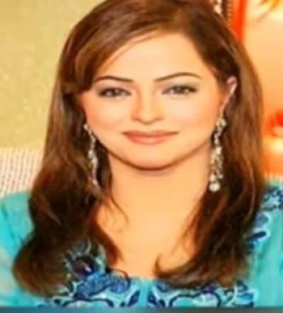 Actress Madiha Shah in hot waters