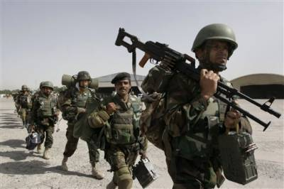 Dozens of bodies of Afghan soldiers recovered from military base attacked by Afghan Taliban
