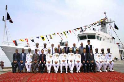 Pakistan Maritime Security Agency achieves a milestone landmark
