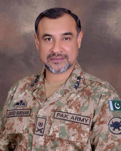 Lieutenant General Javed Mahmood Bukhari appointed as Corps Commander Bahawalpur