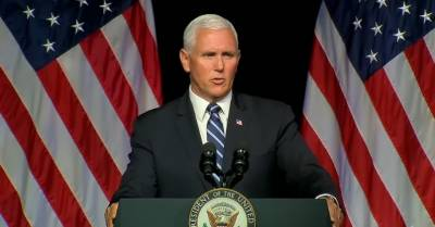 US to establish department of Space Force: Pence