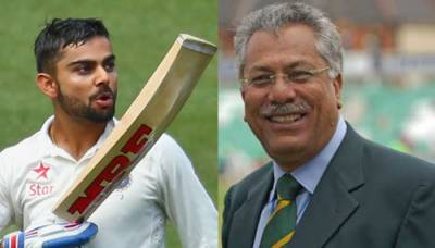 Virat Kohli already a legend, says Pakistan's Zaheer Abbas