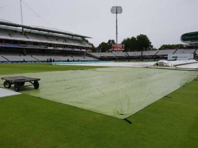2nd Test between England, India delayed due to rain