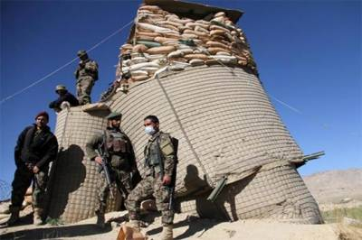 Afghan Taliban claim control of most strategic city in central Afghanistan