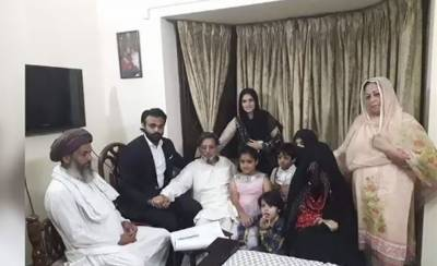Bushra Bibi former husband Khawer Maneka marries for the second time
