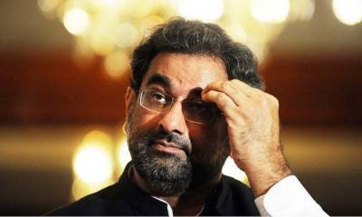 Former PM Shahid Khaqan Abbasi faces huge embarrassment
