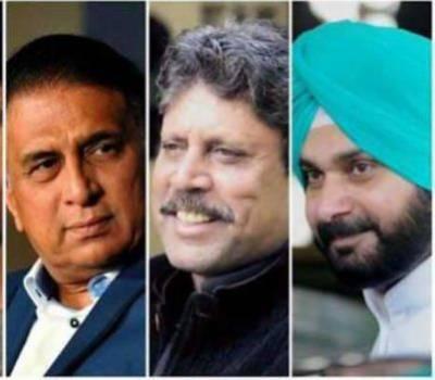 Gavaskar, Kapil, Sidhu invited to Imran's oath-taking ceremony